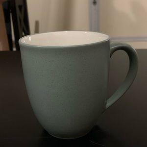 Noritake colorwave green coffee mug